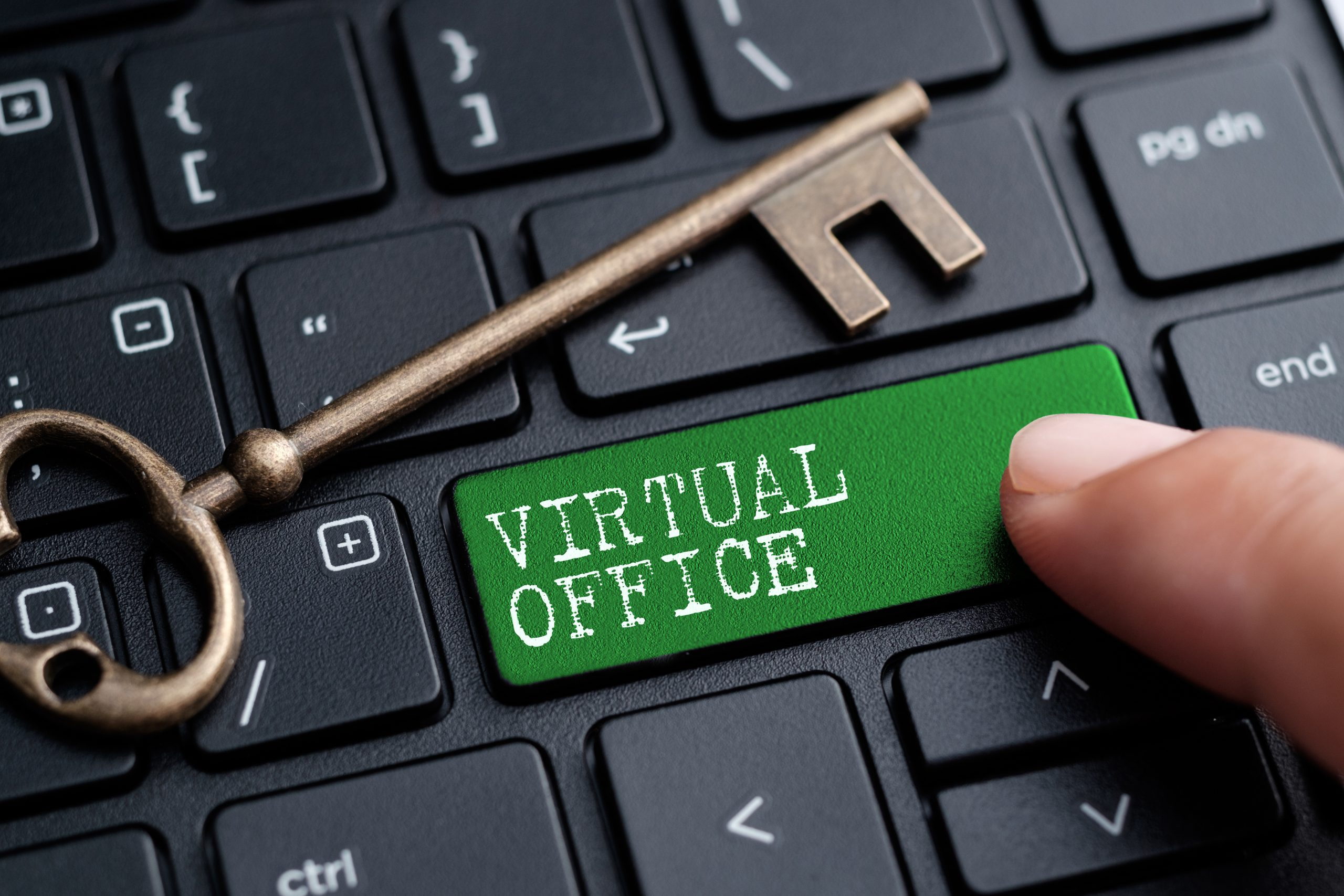 6 Ways a Virtual Office Benefits Your Business